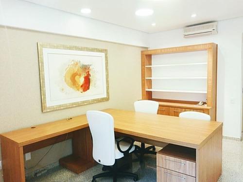 Imagem 1 de 6 de Sala Para Alugar, 25 M² Por R$ 2.000,00/mês - Cambuí - Campinas/sp - Sa1064