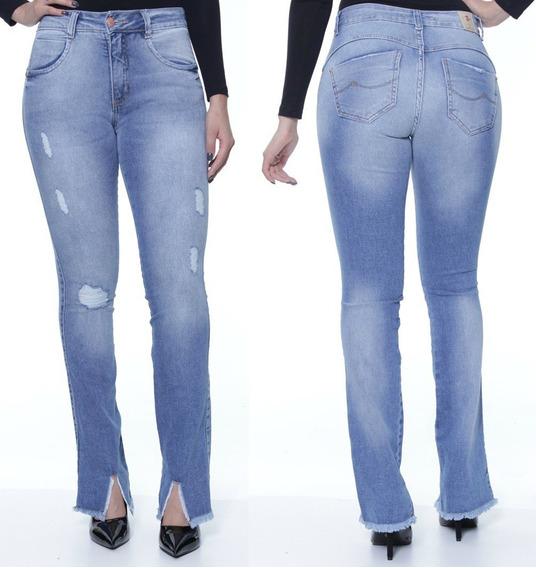 Calça Feminina Cal Fit Biotipo Jeans 22486