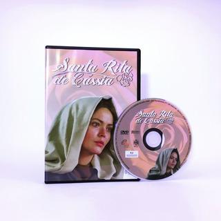 Filme Catolico Santa Rita De Cássia (capa Nova)
