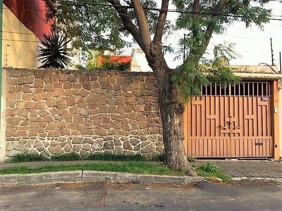 Casa Una Planta, Renta Módica, Facilidades Por Contingencia