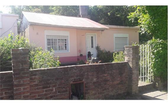 Casa, 1 Dormitorio, Berisso, Zona Centro. C/ Depto