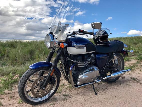 Triumph Bonneville Se (edicion Especial) 900, No Bmw/harley