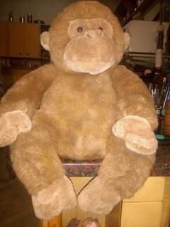 Peluche Mono.usado
