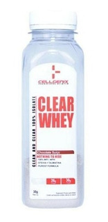 Whey Protein 100% Isolate Clear Dose Morango 30g - Cellgenix