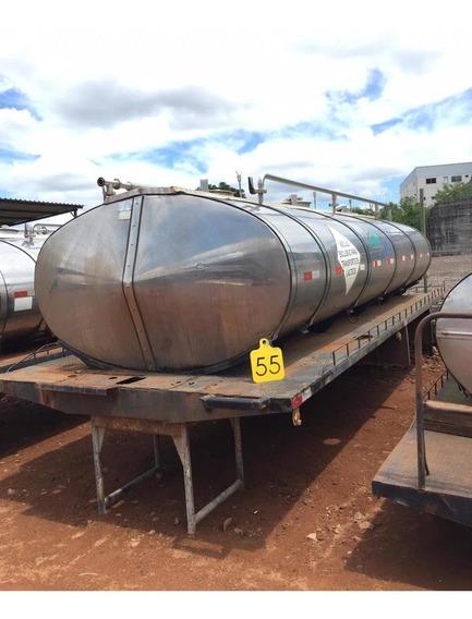 Tanque Rodoviário De Inox 10 Mil Lts