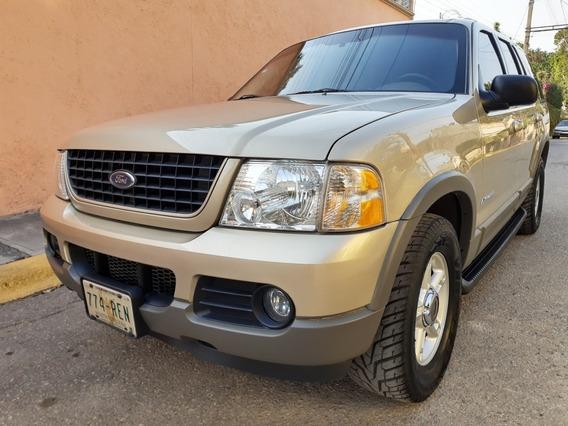 Ford Explorer Blindada Nivel 2 Xlt V8 3er Asiento 4x2 Mt 02