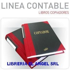 Libro Copiador Rab 500 Paginas Tapa Dura 25.5x36 Cm