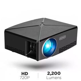 Projetor 2200 Lumens Aun C80 1280 X 720 Hd - Pronta Entrega