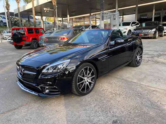 Mercedes-benz Clase Slc 3.0 43 Amg At 2018