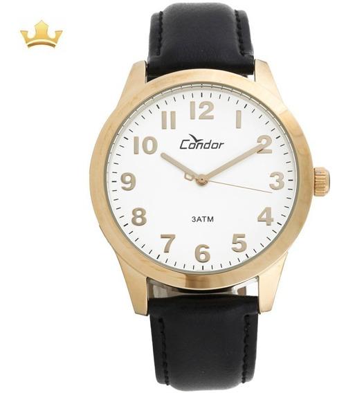 Relógio Condor Masculino Co2035aa/2b Com Nf