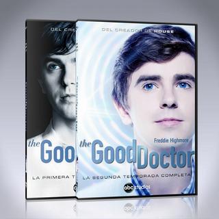 The Good Doctor Serie Completa Dvd Latino/ingles