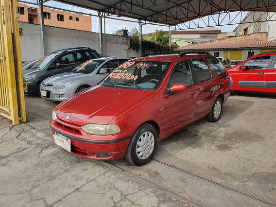 Palio Weekend Stile 1.6 16v 1999