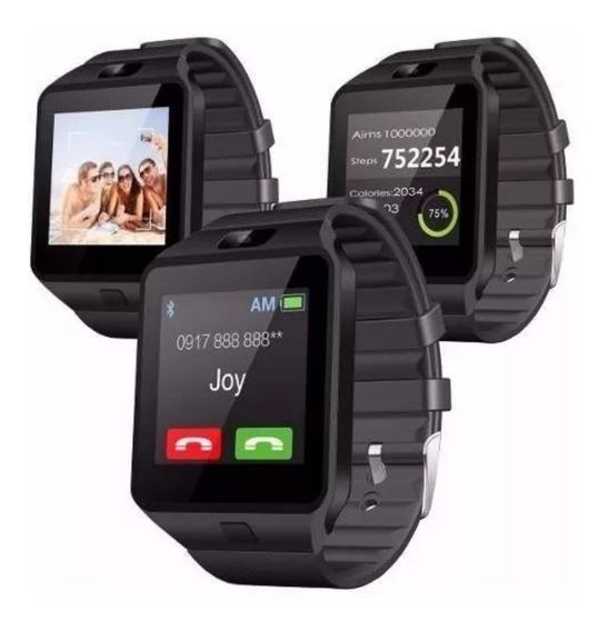 Relógio Inteligente Unisse Função Celular E Bluetooth Smart