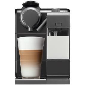 Máquina De Café Nespresso Lattissima Touch, Preta