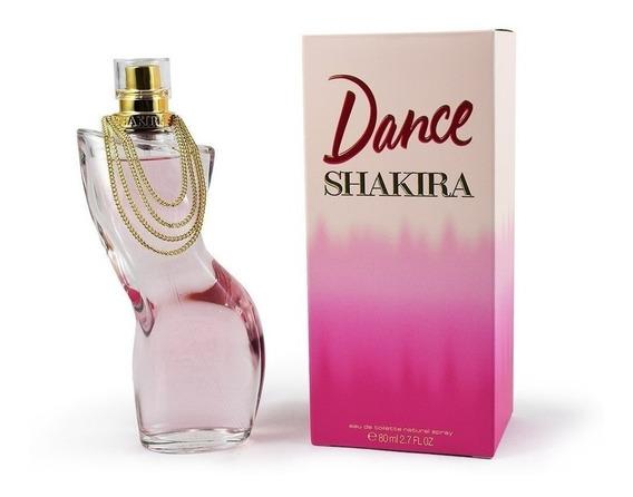 Perfume Dance Shakira 80ml Feminino | Lacrado 100% Original