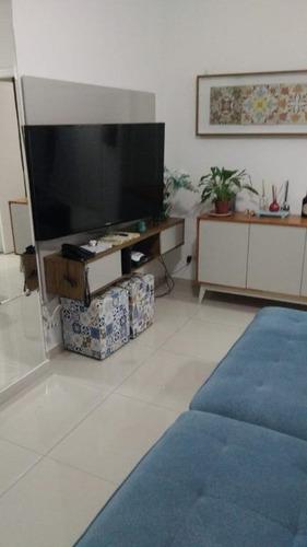 Imagem 1 de 19 de Apartamento Com 2 Dormitórios À Venda, 57 M² Por R$ 280.000 - Brás - São Paulo/sp - Ap5345