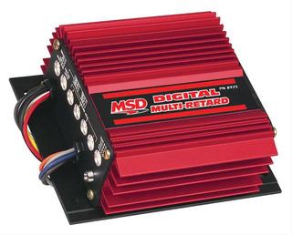Msd Digital Multi-retard Control Retardador Tiempo Pa Nitro