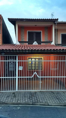 Casa Com 3 Dormitórios À Venda, 175 M² Por R$ 450.000 - Jardim Cocaia - Guarulhos/sp - Ca0048