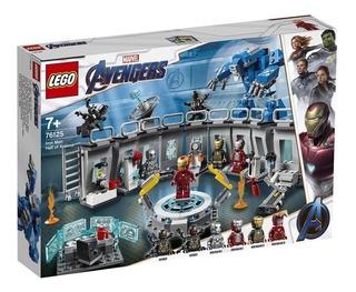 Lego 76125 Avengers Endgame Iron Man Hall Of Armour Unico Ml