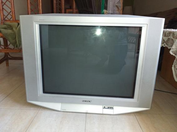 Televisor Sony De 29 Pulgadas Muy Conservado