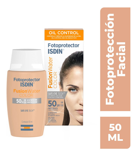Isdin Fotoprotector Fusion Water Color Fps50 50ml