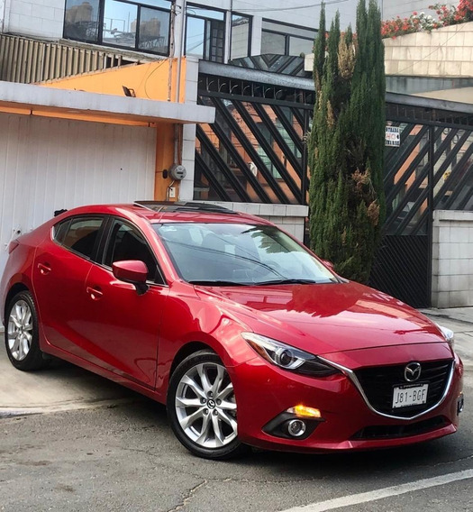 Mazda 3 2016 2.5 Grand Touring Sedan At