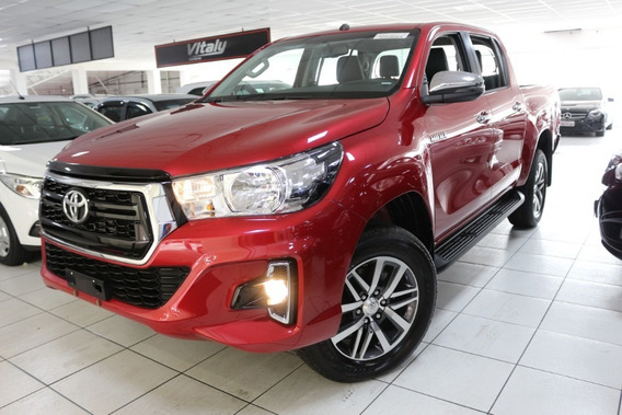 Toyota Hilux Srv 2.8 Diesel 4x4 Automatica 2020 Zero Km!!!