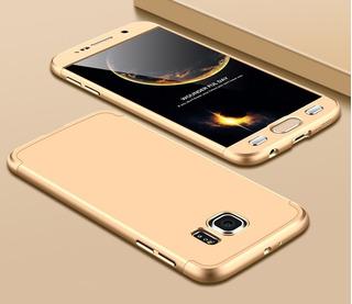 Capa Samsung S7 Flat G930 Capinha Proteção 360 Frente Verso