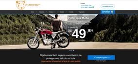 Rastreador Veicular P/ Moto + Contrato Monitoramento Cartão