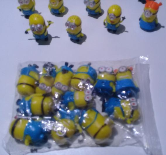 Coleção Minions 12 Bonecos