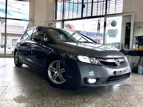 Honda Civic Exs Aut C/levas Full-full , Anticipo $