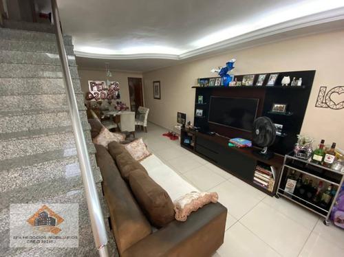 Imagem 1 de 22 de Sobrado Com 3 Dormitórios À Venda, 100 M² Por R$ 650.000,00 - Chácara Califórnia - São Paulo/sp - So0148
