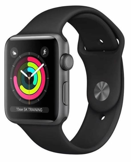 Relógio Apple Watch Série 4 40mm Novo Garantia Apple 1 Ano