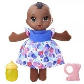 Boneca Baby Alive Hora Do Sono Negra - Hasbro - Original