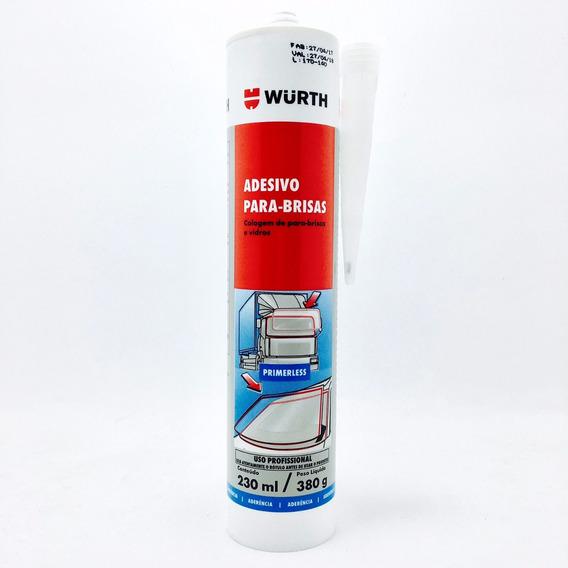 Adesivo De Para Brisa Cola Fixa Veda Acabamento Wurth