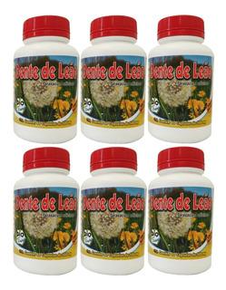 Dente De Leão (diversos Benefícios) 9und. 60 Cáps Bio Fresh