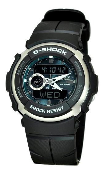meet 412db 19beb Relógio Casio G Shock G 300 3avdr (3750) - Relógios no ...