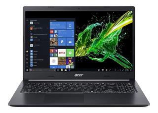 Notebook Acer Aspire I7 8565u 8va Quad Core 8gb Ram Ssd 512gb Pantalla 14 Full Hd Ips 1,8kg Autonomia H/ 9,5hs Aluminio