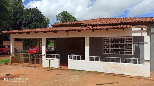 Casa Para Venda Em Ra Xiv São Sebastião, São Francisco, 3 Dormitórios, 1 Suíte, 1 Banheiro, 8 Vagas - M0373_1-1752530