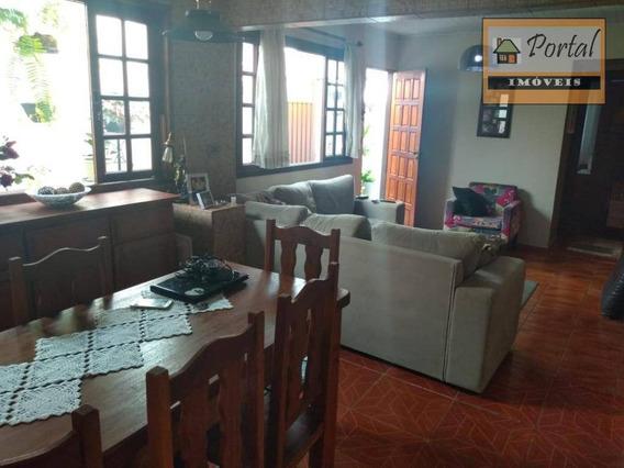 Casa No Bairro Vila Olímpia Em Campo Limpo Paulista-sp - Ca0504