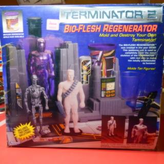 Bio Flesh Regenerator Terminator 2 Kenner Jocsa Nuevo