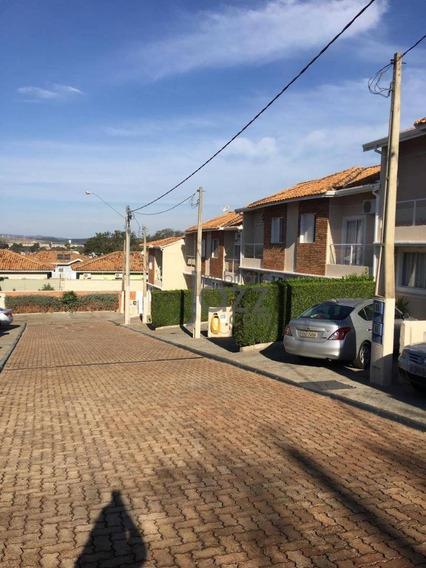 Casa Com 3 Dormitórios À Venda, 101 M² Por R$ 630.000 - Parque Rural Fazenda Santa Cândida - Campinas/sp - Ca5730