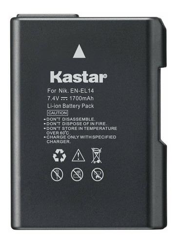 Bateria Para Nikon En El 14 D5200  D3200 + Modelos Ph Ventas