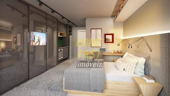Apartamento Studio Helbor Patteo Bosque Maia À Venda, 28 M² Por R$ 263.780 - Macedo - Guarulhos/sp - Ap1440