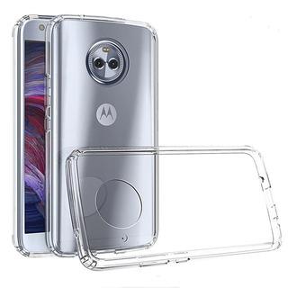 Funda Case Motorola Moto Z2 Play Acrílico Transparente