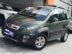 Fiat Idea 1.8 Adventure Flex 2013 Completo