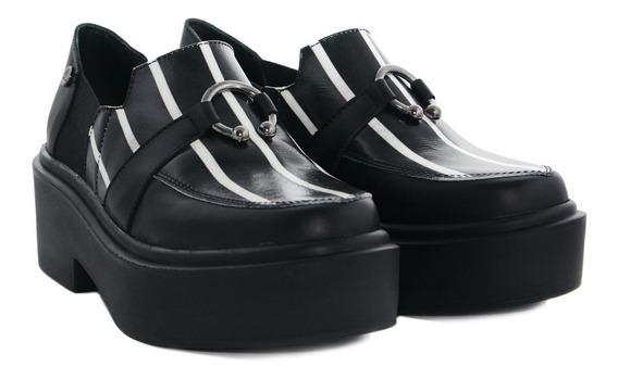 Zapato Mujer Plataforma Invierno Citadina