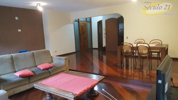 Apartamento Com 3 Dormitórios Para Alugar, 150 M² Por R$ 3.500,00/mês - Pompéia - Santos/sp - Ap5698