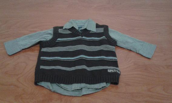 Camisas Para Niños Talla 6 - 9 Meses