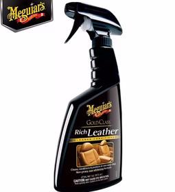 Limpa E Hidrata Couro Spray 450ml - G10916 - Meguiars